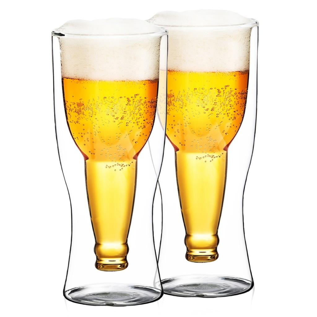 2X Termo-pohár na pivo Hot&Cool 370 ml