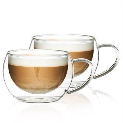 2x Termo šálka Cappuccino Hot&Cool 280 ml