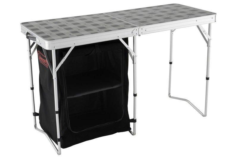 fd65854755dc0 Rozkladací stôl Coleman 2in1 Camp Table & Storage - Termohrnček.sk