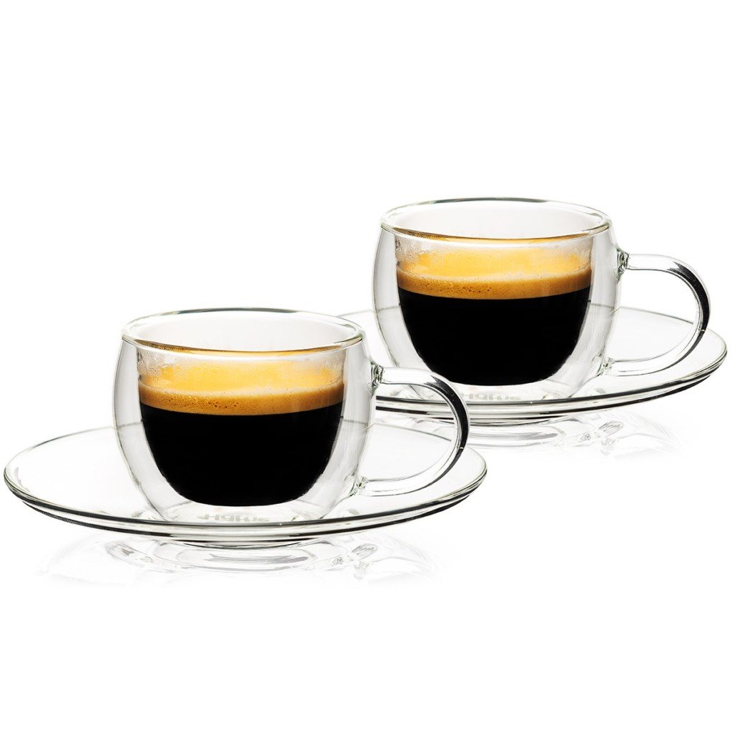 2x Termo pohár na espresso Style Hot&Cool, 80 ml, 2 ks