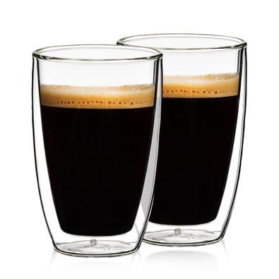 Termo pohár na kávu Hot&Cool 200 ml, 2 ks