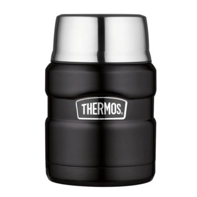 Thermos Style matne čierna